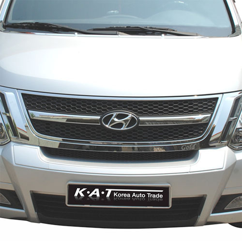 2007 ~ H1 Front Bumper Guard - H type