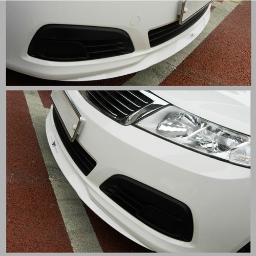 OPTIMA 2008 ~ Front Lip Skirt - A type