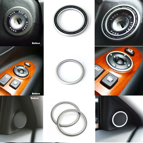 OPTIMA ~ 2007 Interior Ring Set