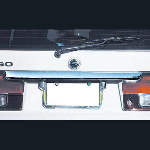 MUSSO Rear Garnish Molding