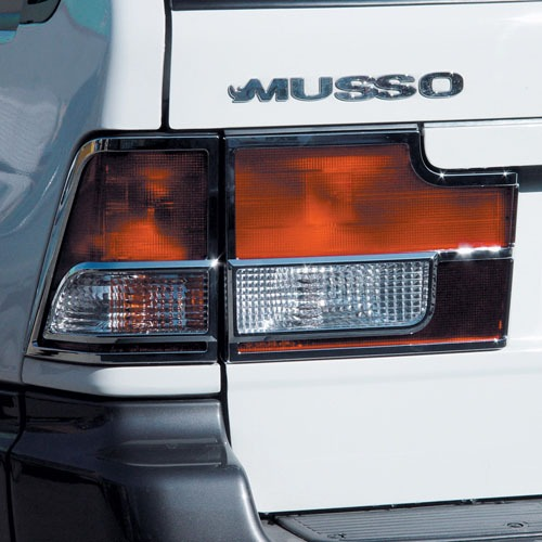 MUSSO Rear Lamp Molding