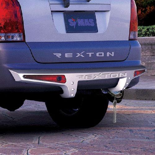 REXTON ~ 04 Rear Bumper Guard