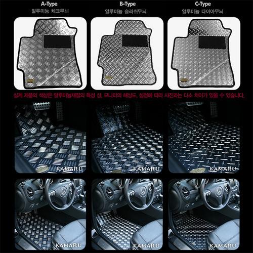REXTON Aluminium Mat