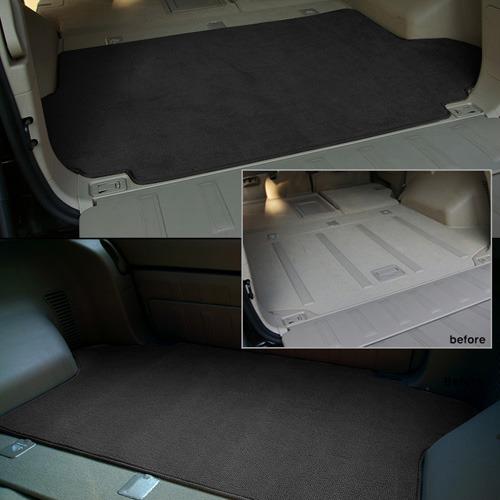 QM5 Trunk Mat  Made in Korea