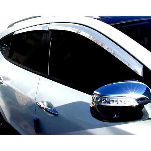 2006 RANDO Chrome Window Visor