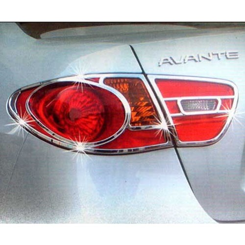 2007 ~ ELANTRA Rear Lamp Molding - K type