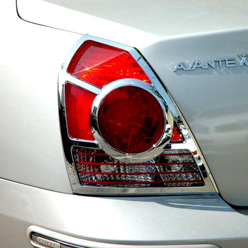 Elantra 04' ~ 06' Rear Lmap Molding