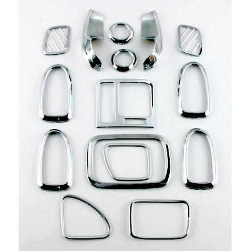 Elantra 04' ~ 06' Interior Molding Set