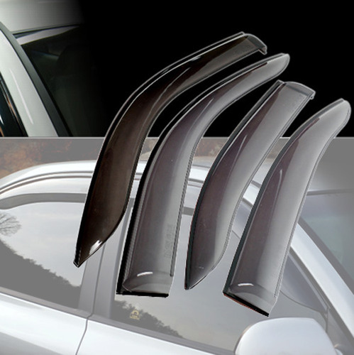 Elantra Smog Window Visor