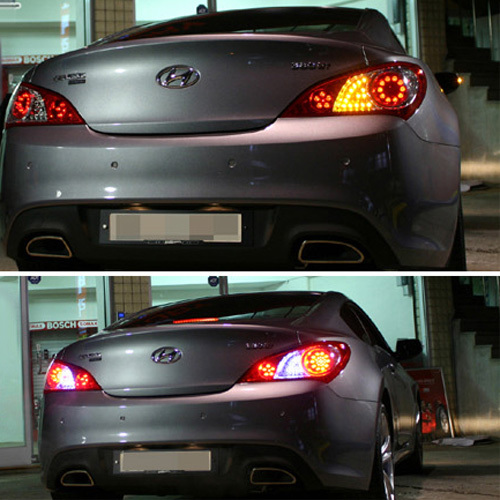 Genesis Coupe Rear Turn Signal Module