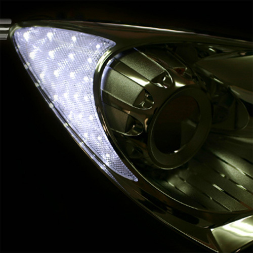 Genesis Coupe LED Front Turn Signal Module