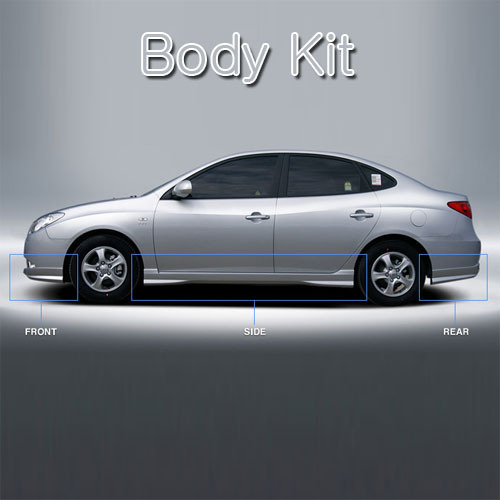 2007 ~ ELANTRA Body Kit - M type