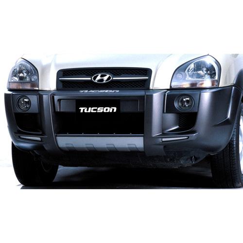 TUCSON Front Bumper Guard - C type