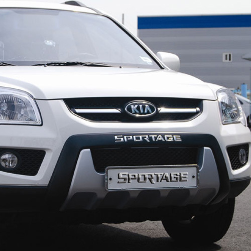 SPORTAGE 2008 ~ Front Bumper Guard - G type