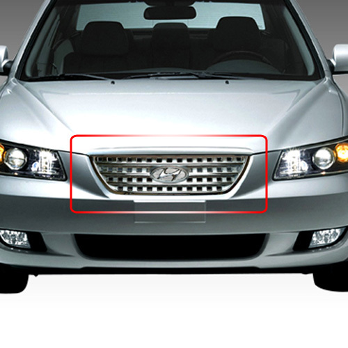 2006 ~ SONATA Front Grill - H type