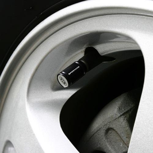 SPORTAGE Tire Air Cap