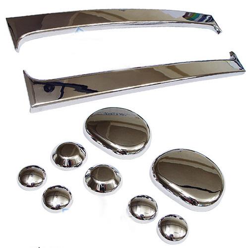 ~ 2006 H1 Side Molding Set
