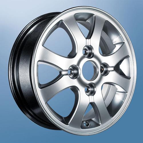 2006 ~ 09 SPARK 14 Inch Alloy Wheel  Made in Korea
