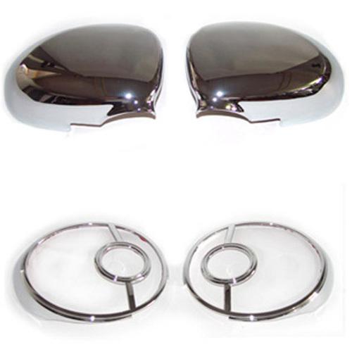 2006 ~ 09 SPARK Side + Rear Molding Set