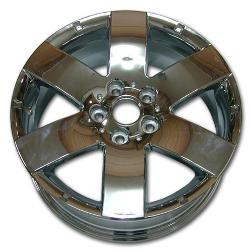 2006 CAPTIVA 17 Inch Chrome Wheel