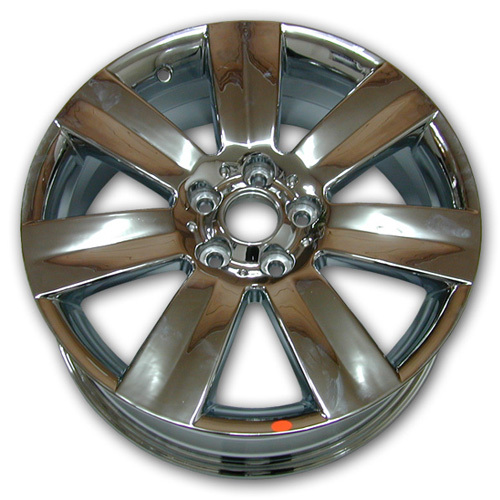 2006 CAPTIVA 18 Inch Chrome Wheel