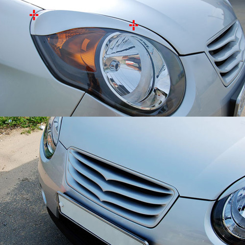 2007 ~ PICANTO Grill + Eye Line - A type