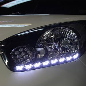 [ Picanto 2011~ auto parts ] 2way LED eye line module