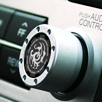 [ Hyundai Santafe CM auto parts ] Audio control Ring