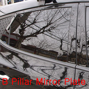 [ Malibu auto parts ] B Pillar Mirror Plate (Malibu)  Made in Korea