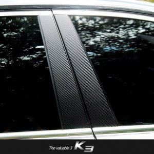 [ All new Cerato(K3) auto parts ] B&C Pillar Mask Sticker