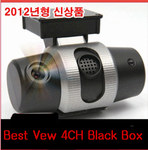 [ Santafe DM(2013) auto parts ] Best Vew 4CH Black Box(16G,36G)
