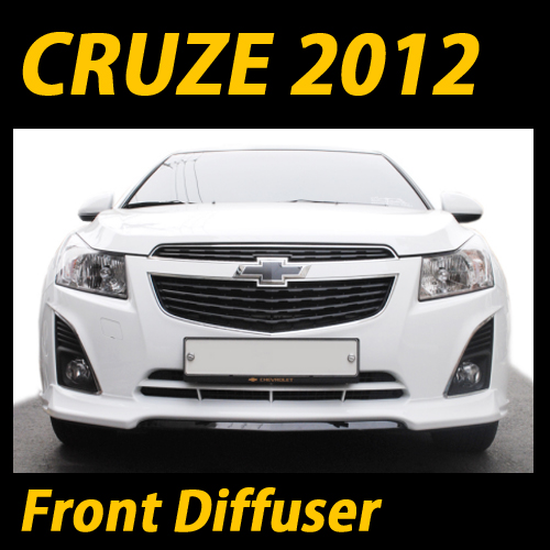 [ Cruze(Lacetti premiere) auto parts ] Body Kit Front lip(bumper)