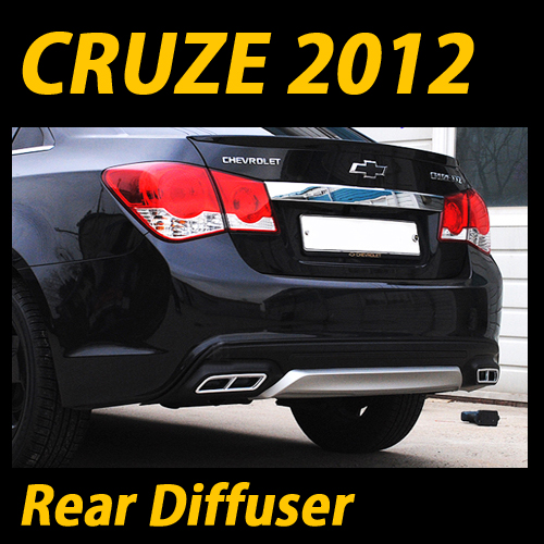 [ Cruze(Lacetti premiere) auto parts ] Body Kit Rear Diffuser