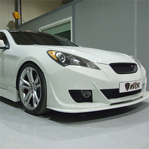 [ Genesis Coupe auto parts ] Body Kit set  Made in Korea