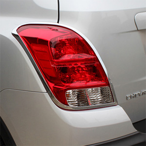 [ Chevrolet Trax auto parts ] Chevrolet Trax Tail Lamp Chrome Molding  Made in Korea