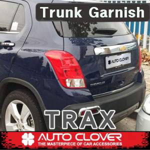 [ Chevrolet Trax auto parts ] Chevrolet Trax Ttunk Garnish  Made in Korea