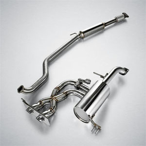 [ Veloster Turbo auto parts ] E.V.C Cat-back System