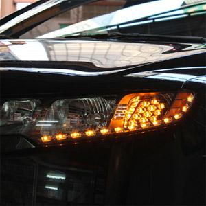 [ Forte Koup(Cerato Koup) auto parts ] LED eye line TF version