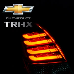[ Trax 2013~ auto parts ] Trax 2013~ LED Illuminate Tail Lamp Brake Module