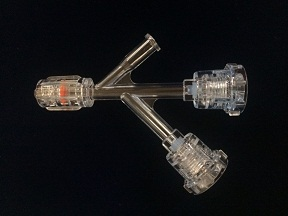 Rotating Hemostasis Valve (Y-connector)  Made in Korea
