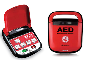 Automated External Defibrillator A15
