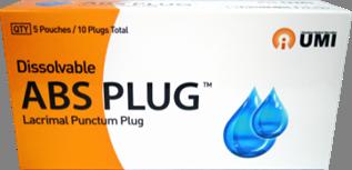 Dissolvable Lacrimal Punctum Plug