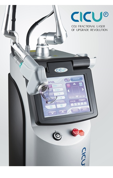 CICU Co2 Fractional laser
