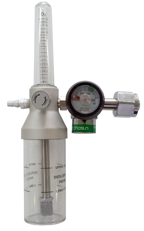 Portable O2 Regulator
