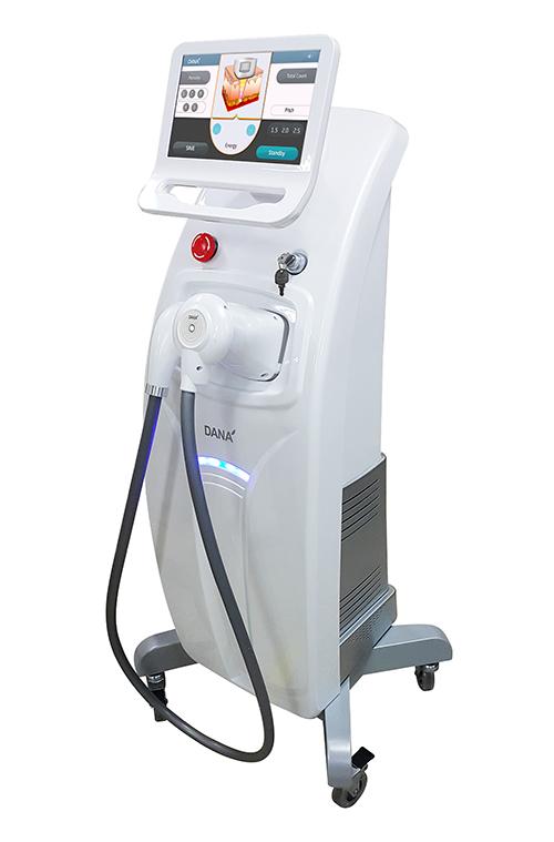 High intensity focused ultrasound Unit
