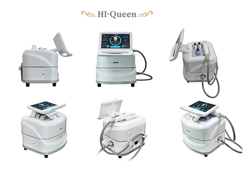 High intensity focused ultrasound Unit