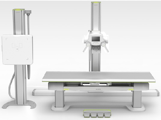 Diagnostic X-ray system