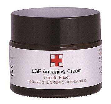 EGF Antiaging Cream Double Effect
