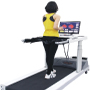 Anti-Gravity Unweight Treadmill System