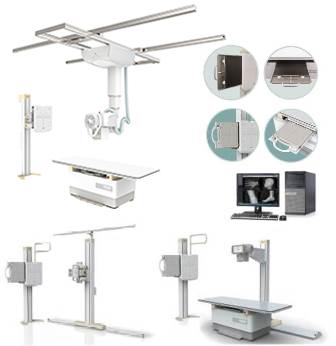 Digital Radiography System; GXR-82SD